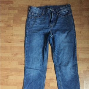 Old Navy Jeans - Old navy power slim straight jeans.